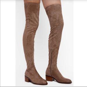 Steve Madden Gabbie Thigh High Boots